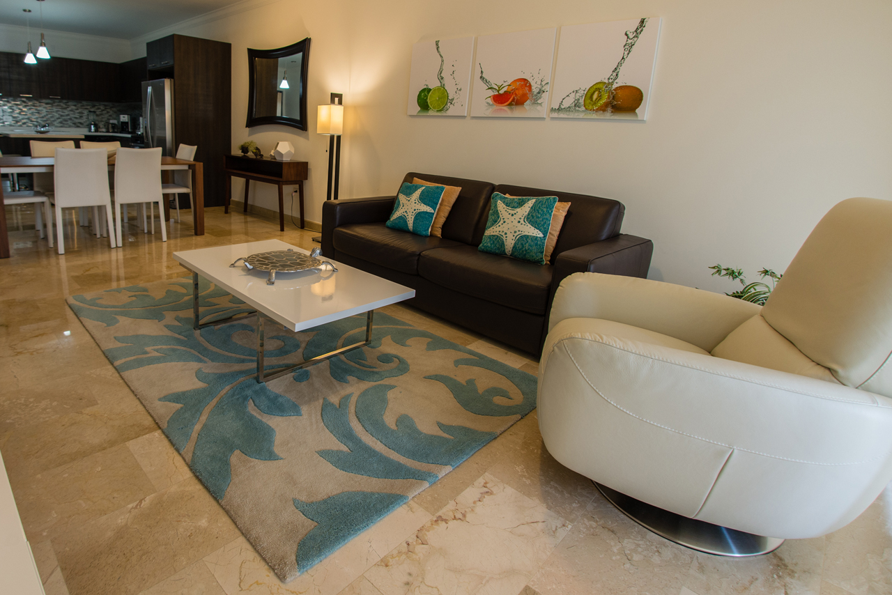 Palm Aruba condos 107