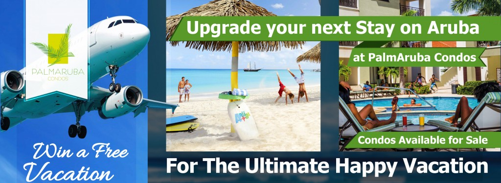 Win a Week at Palm Aruba Condos, Including Airfare